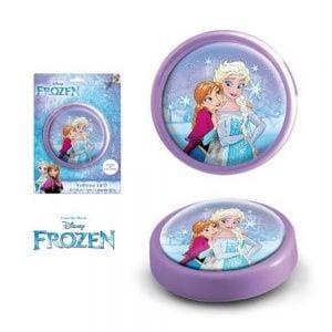 Frozen LED nattlys, lilla