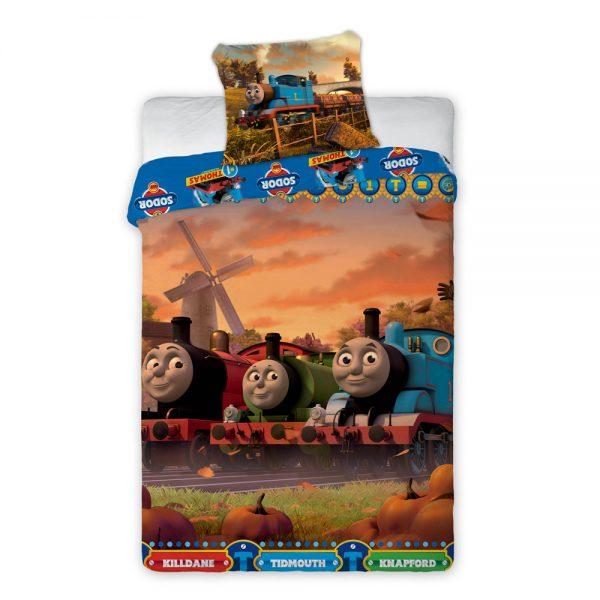 Lokomotivet Thomas sengesett