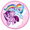 My Little Pony gulvteppe