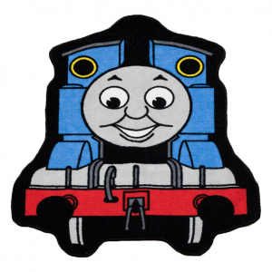 Lokomotivet Thomas gulvteppe