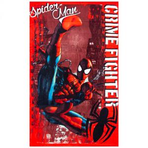 Spiderman fleeceteppe