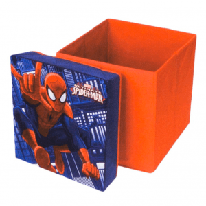 Spiderman lagrepuff