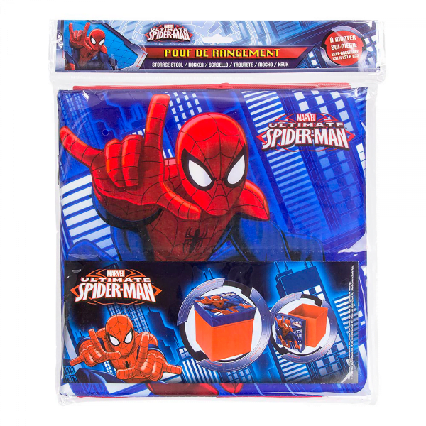 Spiderman lagrepuff