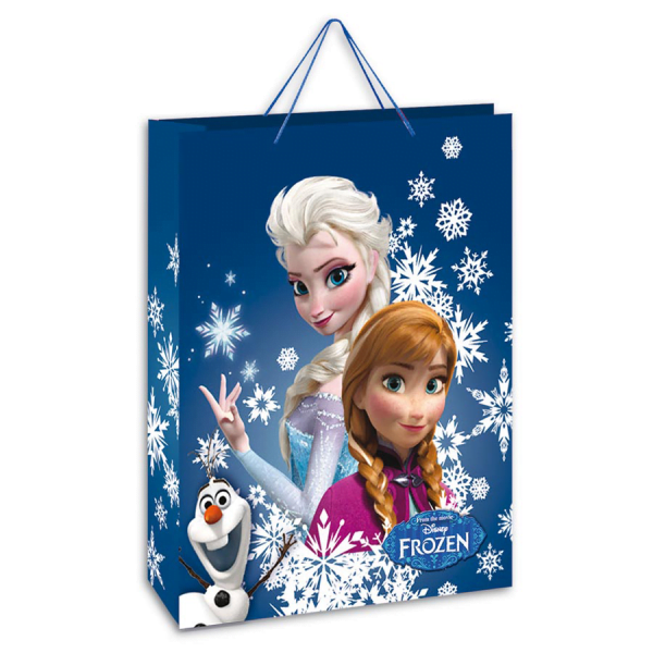 Frozen gavepose