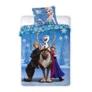 Frozen sengesett