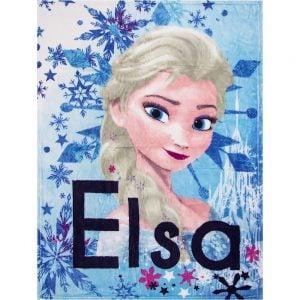 Frozen fleeceteppe, Elsa