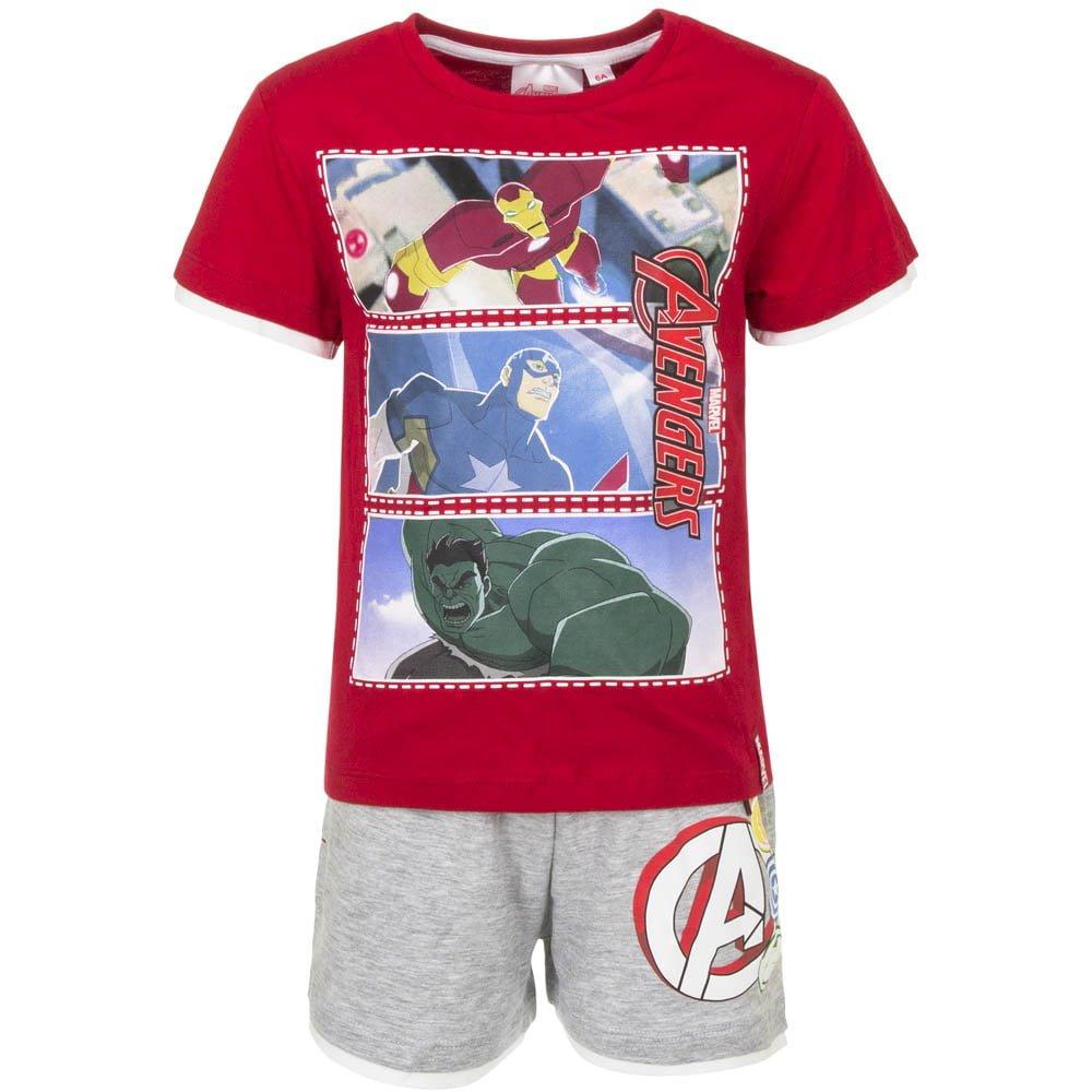 T skjorte og shorts Spiderman, Super Hero | Småtasser.no