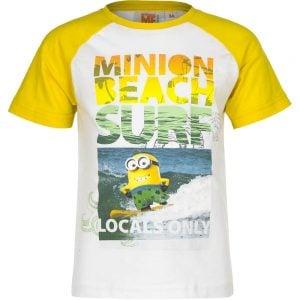 T-skjorte Minions - Beach surf