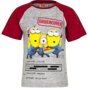 T-skjorte Minions - Undercover