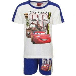 T-skjorte & shorts sett - Cars - Route 66