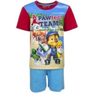 Pysjamas, kortermet - Paw Patrol - A pawfect team