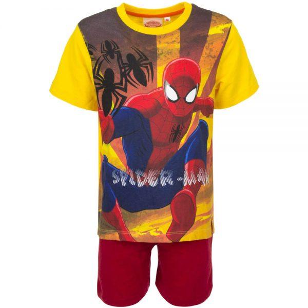 Pysjamas, kortermet - Spiderman