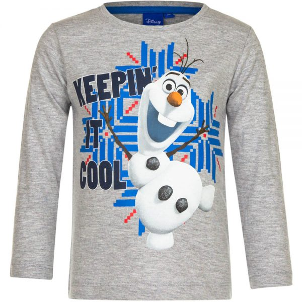 Langermet genser #Olaf# - Keeping it cool