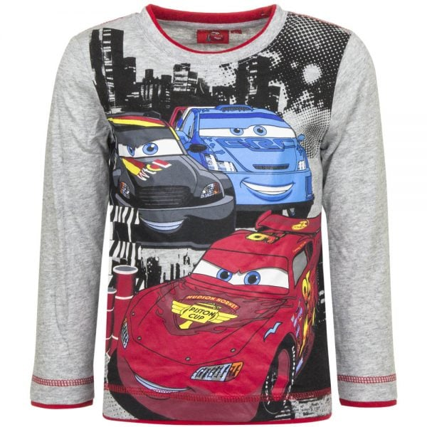 Langermet genser Cars