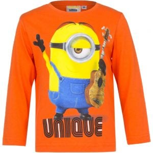 Langermet genser Minions - Unique