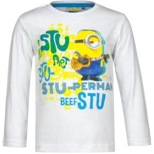 Langermet genser Minions - Stu