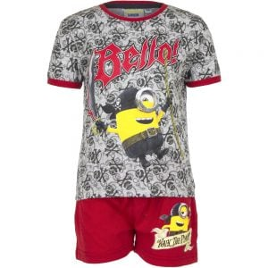 T-skjorte & shorts #Minions# - Bello#