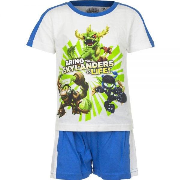 T-skjorte & shorts sett - Skylanders - Bring the Skylanders to life