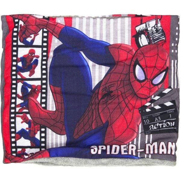 Hals, vendbar - Spiderman