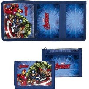 Lommebok - Avengers