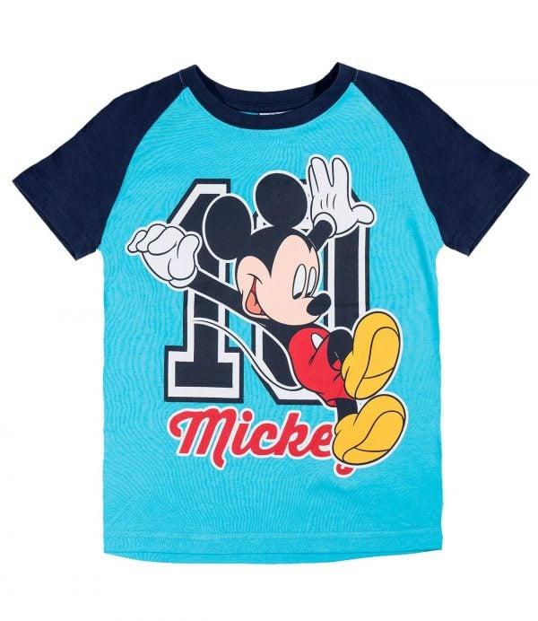 T-Skjorte - Mikke Mus - 10 Mickey