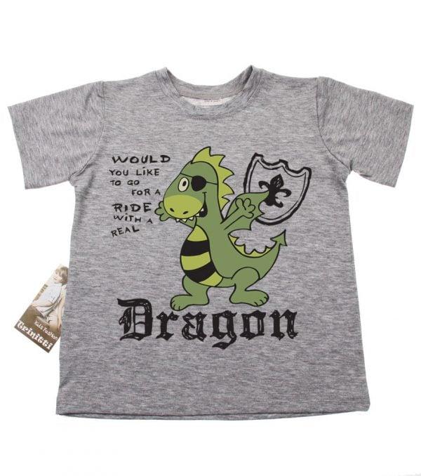 T-skjorte - Dragon