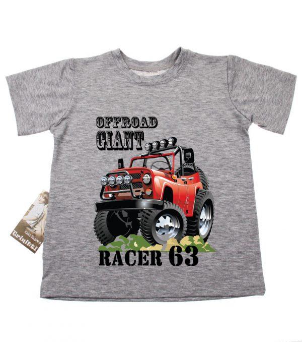 T-skjorte - Offroad Giant