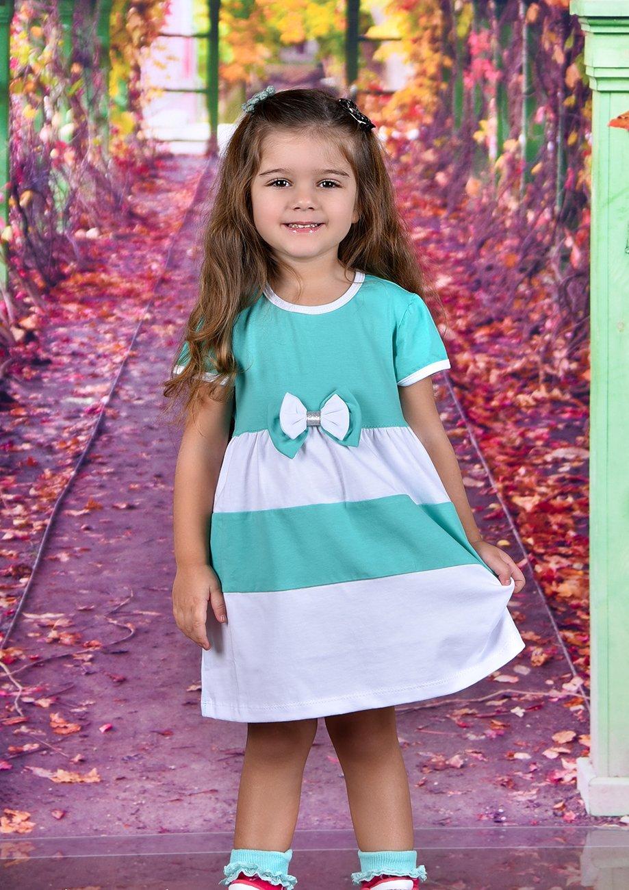 Kjole med sommerfugler, A modell