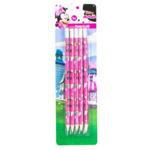 Minni Mus blyanter fempakning