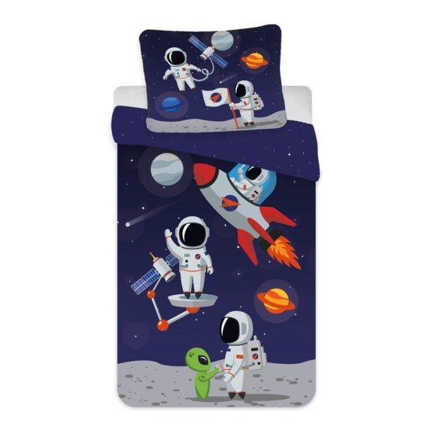 Astronaut sengesett