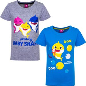 Baby Shark t-skjorte