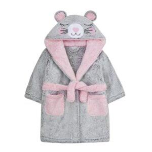 Badekåpe barn mus