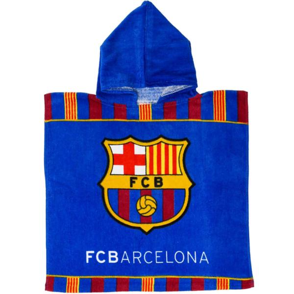 Barcelona badeponcho