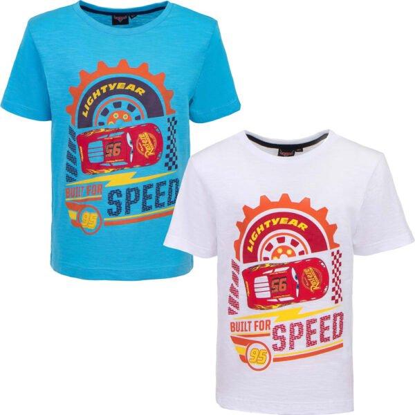 Cars t-skjorte Built for speed