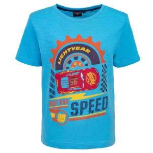 Cars tskjorte Built for speed
