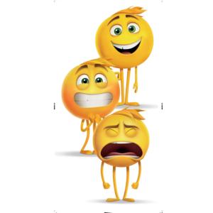 Emoji badehåndkle