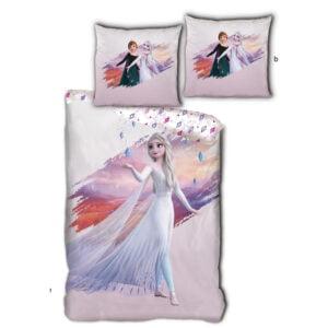 Frost sengesett Elsa