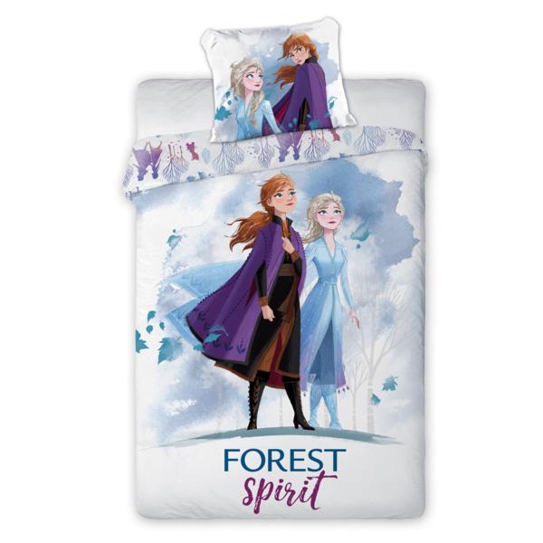 Frost sengesett Forest Spirit