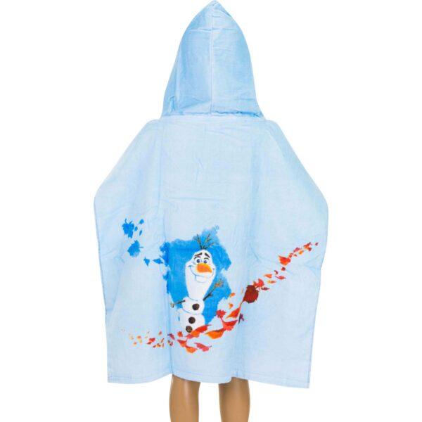 Frozen 2 hettehåndkle bak
