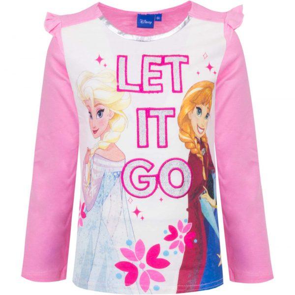 """Frozen skjørt og genser, sett, """"Let it go"""""""