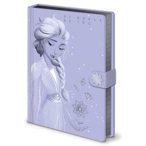 Frozen dagbok Elsa lilla