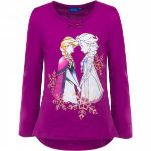 Frozen genser og skjørt-sett, rosa