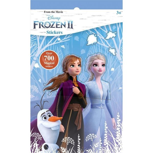 Frost klistremerker