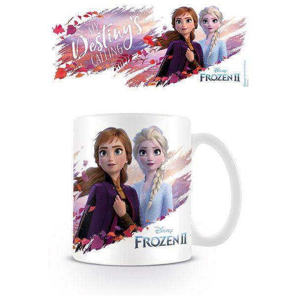 Frozen 2 kopp Anna og Elsa
