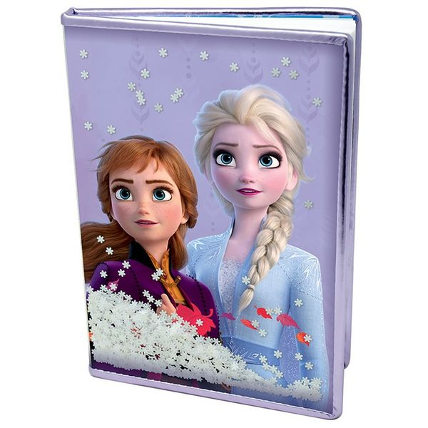 Frozen_notatbokglitter