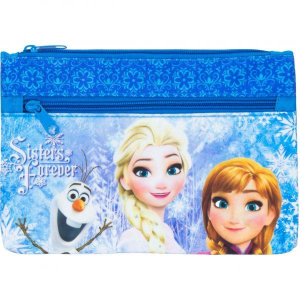 Frozen_toalettmappe_Sistersforever_blue