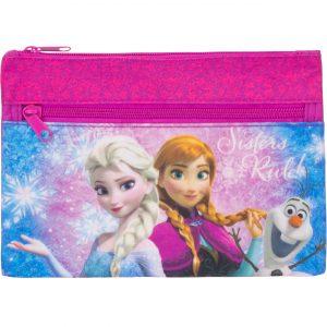 Frozen_toalettmappe_Sistersrule_rosa