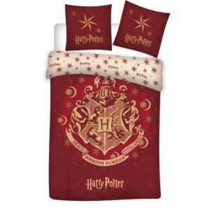 Harry Potter sengesett rød