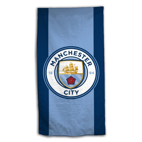 Manchester City badehåndkle