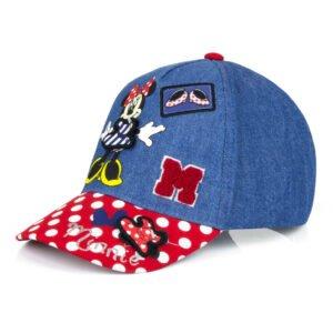 Minni Mus caps blå